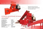 Automatic can crusher KAVURLAR ABP-40