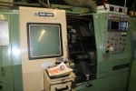 Twin-spindle turning machine Mori Seiki ZL-15 S